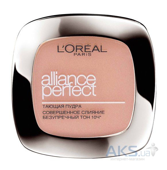 Пудра L'OREAL Alliance Perfect Compact Powder №D5 gold beige