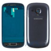 Корпус Samsung I8190 Galaxy S3 mini Dark Blue
