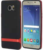 Чехол Rock Royce Series Samsung N920 Galaxy Note 5 Red Black