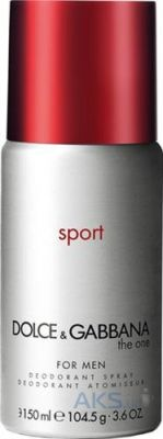 Dolce&Gabbana The One Sport Дезодорант 150 ml