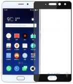 Защитное стекло BeCover Full Cover Meizu Pro 7 Plus Black(701527)