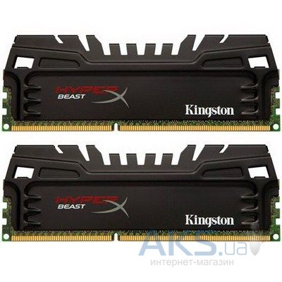 Оперативная память Kingston DDR3 16GB (2x8GB) 1866 MHz (KHX18C10AT3K2/16X)