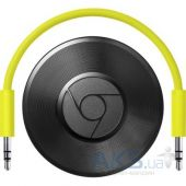 Вид 2 - Медиаплеер Google Chromecast Audio Black