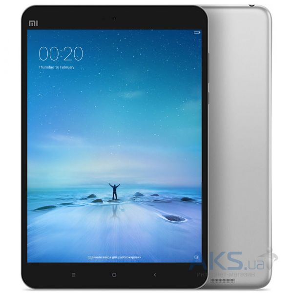 Планшет Xiaomi Mi Pad 2 Windows 2/64GB Silver