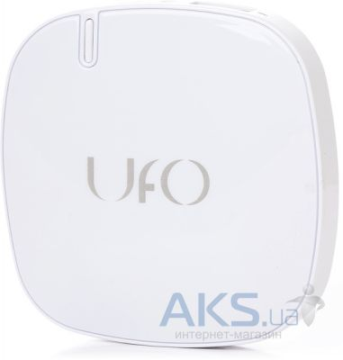 Повербанк power bank Ufo PB-miniAPP15, 3000mAh White