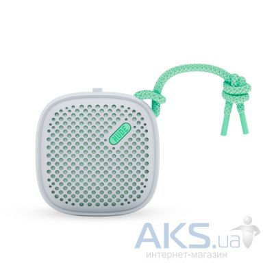Колонки акустические Nude Audio Portable Bluetooth Speaker Move S Grey (PS001MTG)