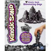 Игра Wacky-tivities Кинетический песок Kinetic Sand Metallic  (71408S) Black