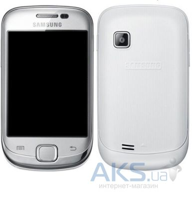 Корпус Samsung S5670 Galaxy Fit White