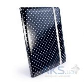 Вид 2 - Чехол для планшета Tuff-Luv Slim-Stand Leather Case Cover for iPad 2,3,4 Black: Polka-Hot (B4_30)