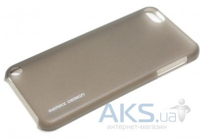 Чехол REMAX Bingoo Series Apple iPhone 5C Gray