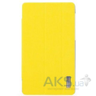 Чехол для планшета Rock Elegant Series Asus Google Nexus 7 2013 Yellow