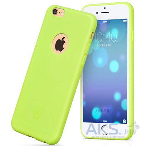 Чехол Hoco Juice Series Apple iPhone 6 Plus, iPhone 6S Plus Green