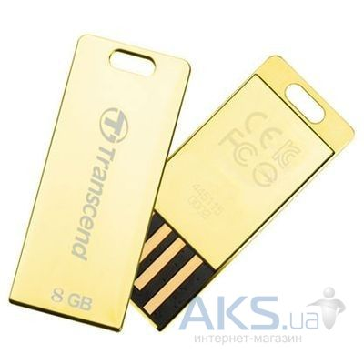 Флешка Transcend JetFlash T3G 8GB