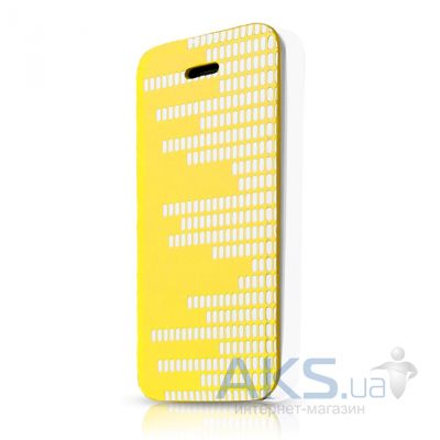 Чехол ITSkins Angel for iPhone 5C White/Yellow (APNP-ANGEL-WHYL)