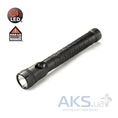 Фонарик Streamlight PolyStinger LED HAZ-LO Black