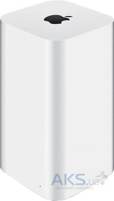 Роутер Apple AirPort Time Capsule 3 TB (ME182) (RB) White