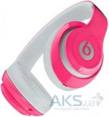 Наушники (гарнитура) Beats Studio 2 Metallic Pink (MHB12ZM/A)