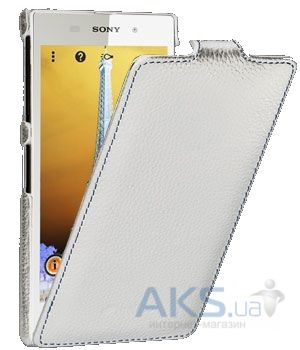 Чехол Melkco Jacka leather case for Sony Xperia Z1 C6902 White (SEXPRILCJT1WELC)