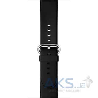 Apple Classic Buckle for Apple Watch 38mm Black (MLHG2)