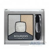 Тени Bourjois Smoky Stories Palette №09 Greyzy In Love