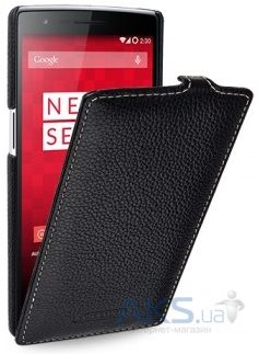 Чехол TETDED Leather Flip Series OnePlus One Black