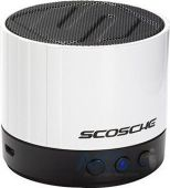 Колонки акустические Scosche boomSTREAM mini  (BTSPK3BK) White (BTSPK3W)