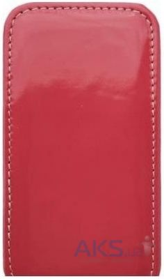 Чехол KeepUp Flip Case for HTC ONE SV (C520e) Red