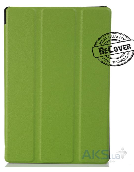 Чехол для планшета BeCover Smart Case Lenovo Tab 3-730X Green (700955)