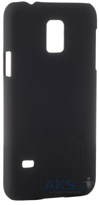 Чехол Nillkin Super Frosted Shield Samsung S5 mini g800 Black
