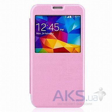 Чехол Devia Tallent for Samsung Galaxy S5 Pink