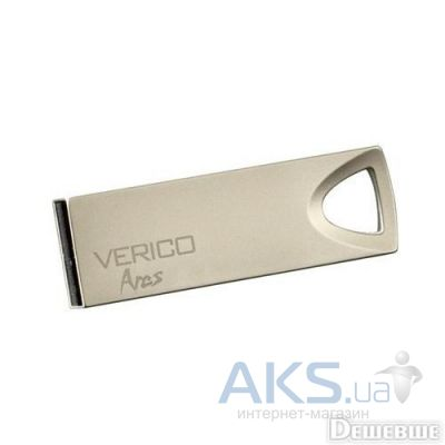 Флешка Verico USB 8Gb Ares Champagne