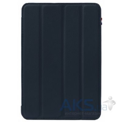 Чехол для планшета Decoded Leather Slim Cover for iPad Air 2 Blue (D3IPA6SC1BE)