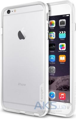"Чехол SGP Neo Hybrid EX Series for iPhone 6 Plus 5.5"" Infinity White(SGP11062)"