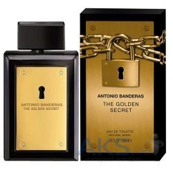 Antonio Banderas The Golden Secret Туалетная вода 50 ml