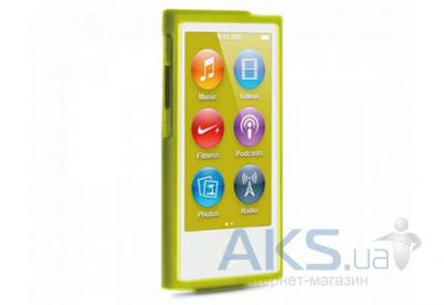 Чехoл Ozaki O!coat Wardrobe Yellow for iPod nano 7G (OC710YL)