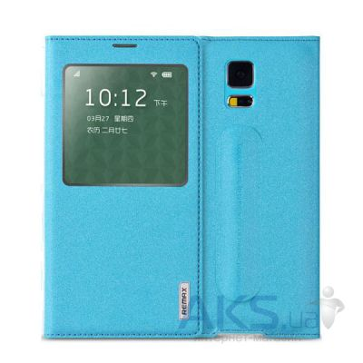Чехол REMAX Cicada Wing for Samsung Galaxy S5 Blue