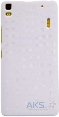 Чехол Nillkin Super Frosted Shield Lenovo K3 Note, Lenovo A7000 White