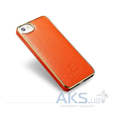 Чехол Xoomz Luxury Electroplating Apple iPhone 5, iPhone 5S, iPhone 5SE Orange