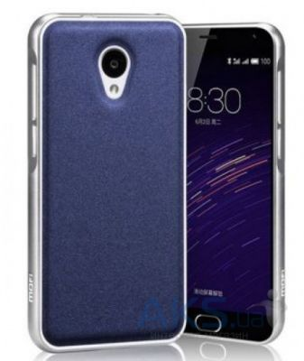 Чехол Mofi Case Meizu M2 mini Blue