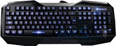 Клавиатура Acme Be Fire expert gaming keyboard Black