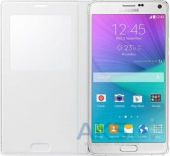 Вид 3 - Чехол Samsung S View для Galaxy Note 4 White (EF-CN910BWEGRU)