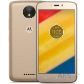 Мобильный телефон Motorola Moto C Plus XT1723 16GB (PA800126UA) Gold
