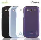 "Чехол Moshi iGlaze ""Snap on Case"" Samsung A500 Galaxy A5 Black"
