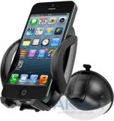 Вид 3 - Держатель Capdase Car Mount Holder Sport Flyer White/Black for iPhone/Smartphone (HR00-SP21)