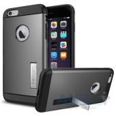 "Чехол SGP Slim Armor Series for iPhone 6 Plus 5.5"" Gun Metal (SGP10905)"