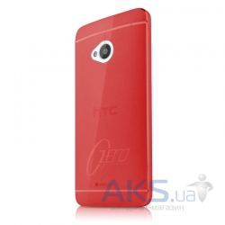 Чехол ITSkins The new Ghost cover case for HTC One Red (HTON TNGST REDD)