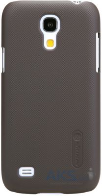 Чехол Nillkin Super Frosted Shield Samsung Galaxy S4 mini i9190 Brown