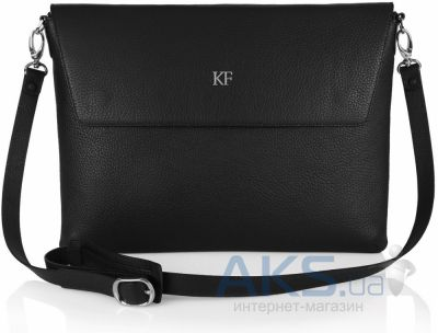 "Чехол Katerina Fox Leather Bag for MacBook 13"" Black"