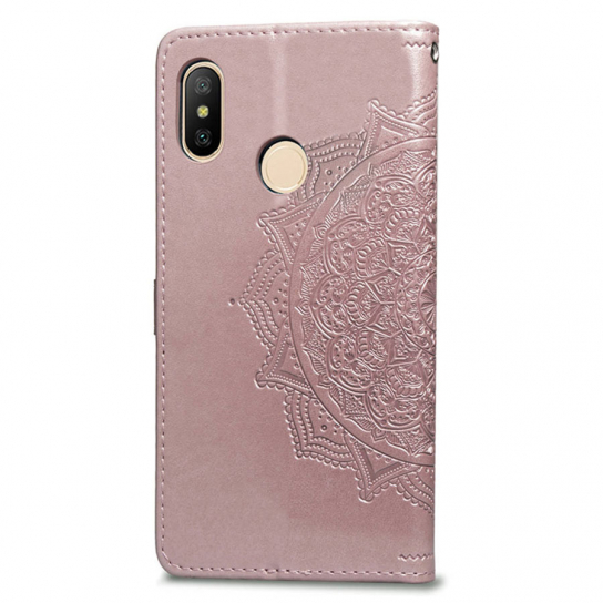 Чехол 1TOUCH Four-leaf Clover Xiaomi Redmi Note 5, Redmi Note 5 Pro Light Pink