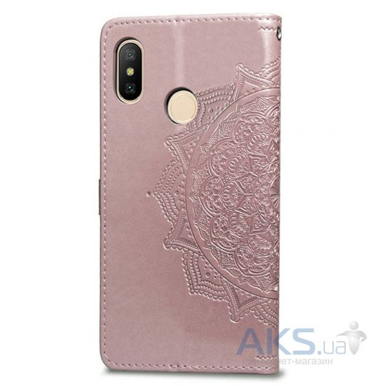 Чехол 1TOUCH Four-leaf Clover Xiaomi Redmi Note 5, Redmi Note 5 Pro Light Pink - фото 2